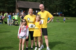 Ballater 10 mile run July '14