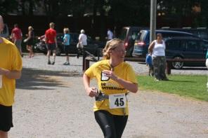 Ballater 10 mile run July '14