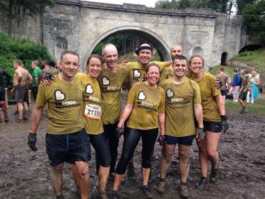 Dirty Tough Mudder Team June '14