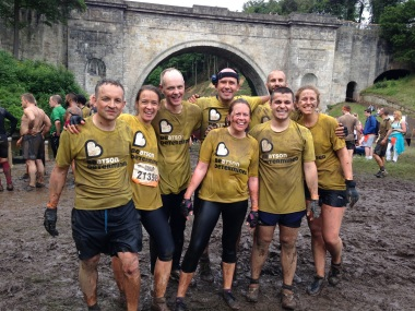 Dirty Tough Mudder Team June '14