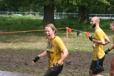 Tough Mudder after the arctic enema June '14