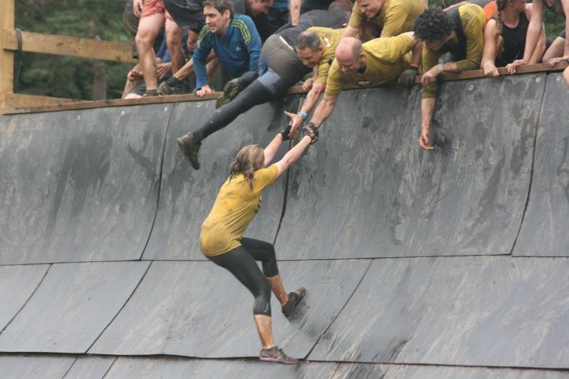 Tough Mudder Everest June '14