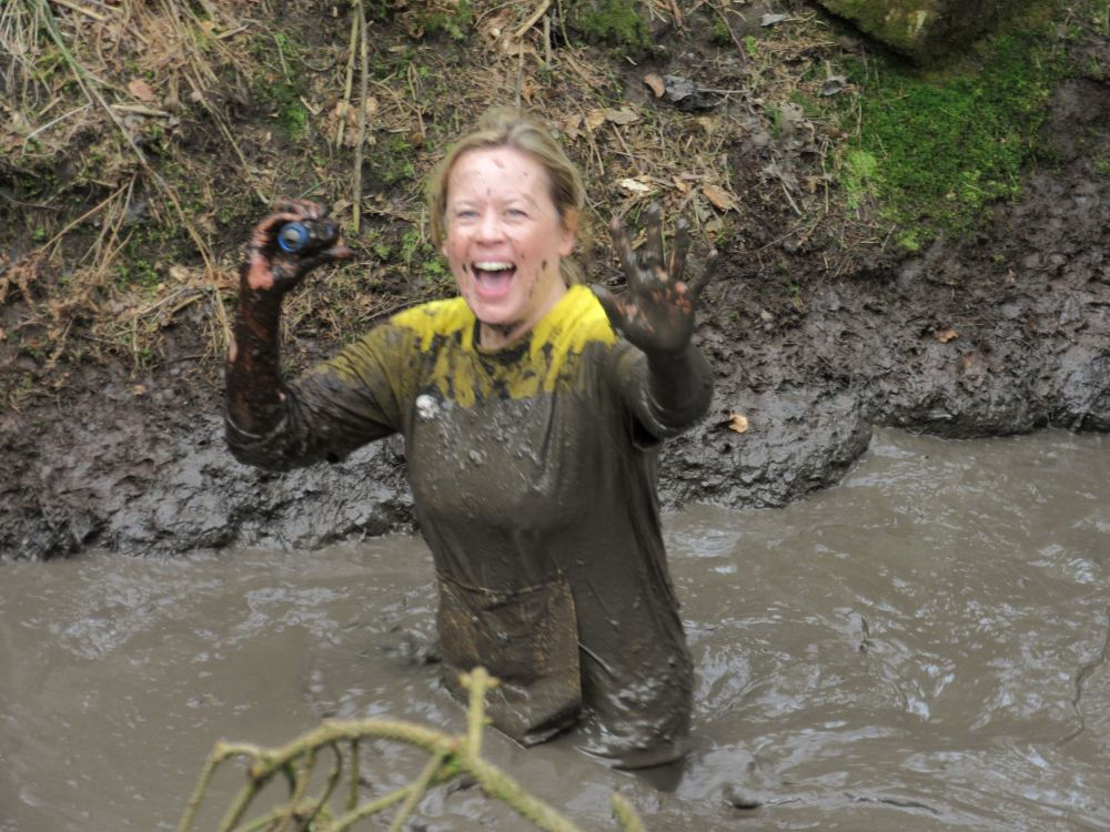 March 22nd 2015. 6.2 miles. MUD!! (6/6)
