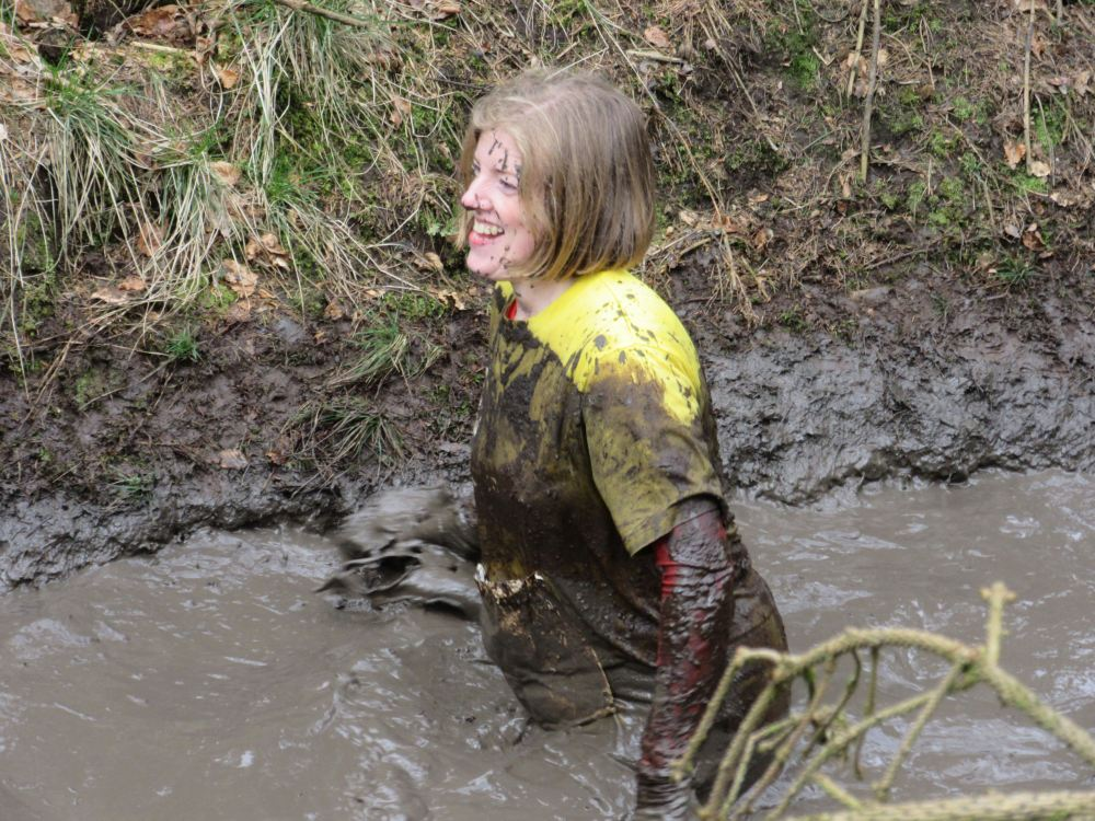March 22nd 2015. 6.2 miles. MUD!! (4/6)