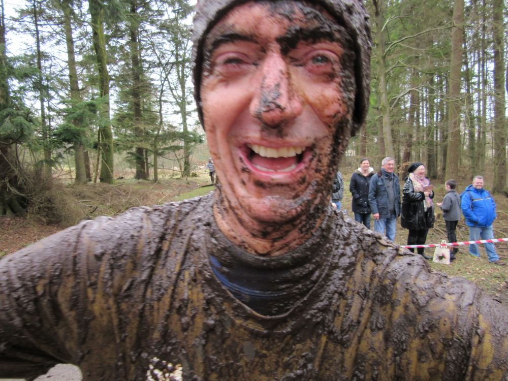 March 22nd 2015. 6.2 miles. MUD!! (3/6)