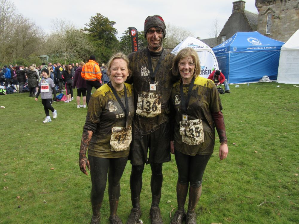 March 22nd 2015. 6.2 miles. MUD!! (2/6)