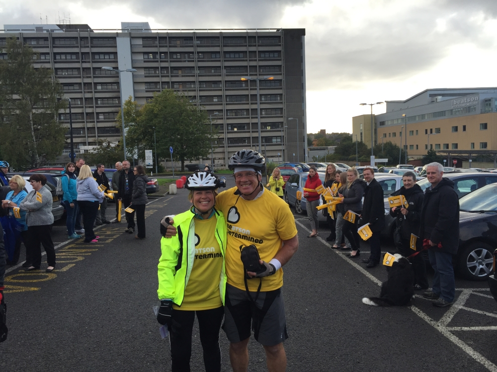 Team Beatson Cycle to Skye (2/6)